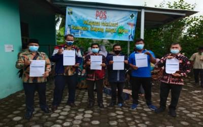 SMAN 1 Muaro Jambi Vaksin C-19