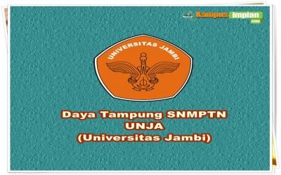 Daftar Daya Tampung SNMPTN UNJA 2021/2022 (Universitas Jambi)