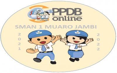 PPDB ONLINE SMAN 1 MUARO JAMBI 2021 TELAH DIBUKA