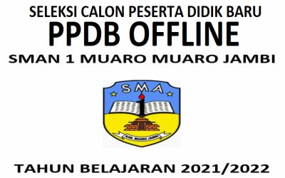 SMAN 1 Muaro Jambi Seleksi Sisa Kuota Secara Offline